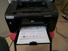 HP Model LaserJet P1102w gebr.