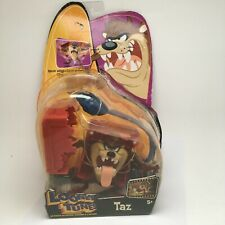 2003 LOONEY TUNES Back in Action Taz Figure Monster NOC (117B) B4900