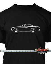 Volvo P1800 Coupe T-Shirt for Men - Multiple Colors & Sizes  Swedish Classic Car