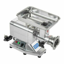 Royal Catering RCFW-120PRO Electric Meat Grinder - Silver (1175)