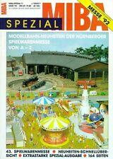 MIBA Spezial 11 - Messe '92