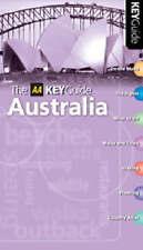 AA Key Guide Australia by AA Publishing (Paperback, 2004)