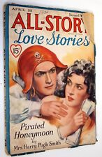 All Story Love Stories (combined with Munsey) Vol. LVII, #5, February 25, 1936
