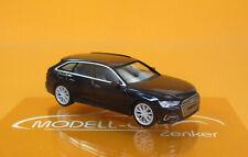 Herpa 430647-002 Audi A6 Avant firmamentblau metallic Scale 1 87