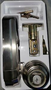 Kwikset Kevo 99250-202 Bluetooth Touch-to-Open Smart Lock