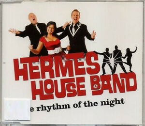 Hermes House Band - The Rhythm Of The Night (CD, Maxi) - 1290436620