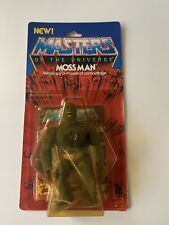 Masters Of The Universe Moss Man Action Figure