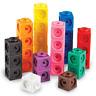 New Set of 100 Cubes Learning Resources Mathlink Cubes, Math Cubes, Math Skills