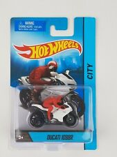 Hot Wheels Ducati 1098R Motorcycle 2013