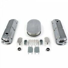 SBF 15 Full Oval/Finned Engine Dress Up kitw/ Breathers (No PCV) 289-351