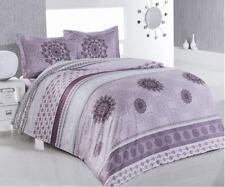 Bettwäschegarnituren mit Knopfleiste aus 100% Baumwolle