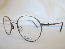 a73faed1daa FLEXON 623 MEMORY METAL EYEGLASS FRAME 014 CHARCOAL 48-19-140 NEW    AUTHENTIC