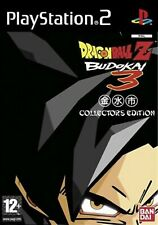 Dragon Ball Z Budokai 3 CE PS2 PlayStation 2 video juego como nuevo UK release