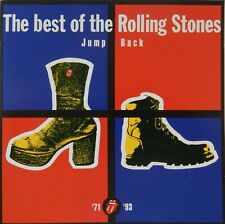 The Rolling Stones - The Best of - Jump Back '71 '93 (CD 2009 UM) VG++ 9/10