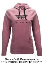 Fly Racing Women's Crest Hoody Hoodie Hooded Pullover Sweatshirt Casual Apparel
