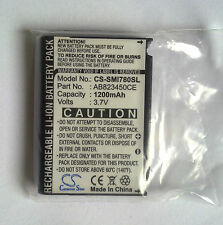Cameron sino cs-smi780sl 3.7v 1200mah Batteria per Samsung sgh-i780/i788/i350 SPH GT