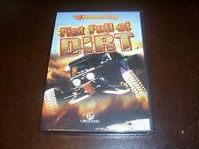 FIST FULL OF DIRT ATV Rails Sand Buggy Off-Road ThrottleTV.com DVD NEW & SEALED