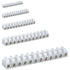 Terminal Blocks 12 Way Connector Strips 5 amp,15 amp, 30 amp,