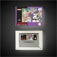 Dragon Quest V 5 - EUR pal Version SNES SUPER NINTENDO BOX