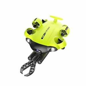 QYSEA FIFISH - V6s Underwater Drone with VR Head-Tracking and Robotic Arm