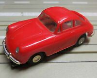 Faller Ams 4822 Type 2 Porsche 356 with Block Engine + 4 New Repro Tyres