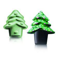 SiliconeZone Mini Christmas Tree Silicone Cake Baking Pan / Chocolate Mold