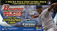 2011 BOWMAN DRAFT PICKS & PROSPECTS BASEBALL BLASTER BOX BLOWOUT CARDS
