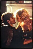LEGEND OF BAGGER VANCE Matt Damon Charlize Theron ORIGINAL PRESS SLIDE