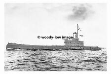 rp17827 - Royal Navy Submarine - HMS Oberon N21 - photo 6x4
