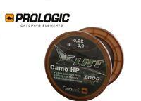 Prologic XLNT HP Camo Co-polymer Line 1000m 0.22-0.33mm 3.9 - 7.4kg Carp Fishing