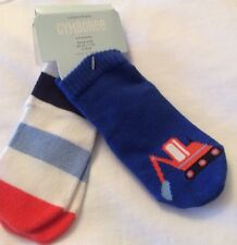 NWT Gymboree 2 Pair Of Socks Size 3-6 Months