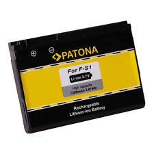 PATONA Batterie pour BlackBerry 9800, 9810 Torch F-S1