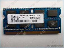 73549 KINGSTON 4GB 2RX8 PC3-12800S-11-11-F3 SNY1600S11-4G-EDEG