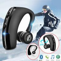 SINGLE Ear Bluetooth 4.1 V9 Auriculares inalámbricos  Cascos Estéreo Microfono