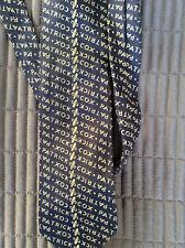 Blue patrick cox tie