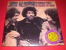 "Jimi Hendrix ""Voodoo Chile b/w Gypsy Eyes"" purple vinyl Pretty Green 773 w/book"