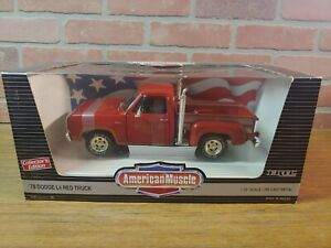 ERTL 1:18 Scale 1978 Dodge Lil Red Express Pickup Truck (1/5000) New Sealed Box