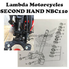 2nd Hand Steering Assembly Triple Tree for Honda NBC110 Super Cub