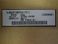 JRC NJM2872BF03 LDO 3V 150mA Low Dropout Voltage Regulator, SOT23-5, 10pcs