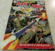 Our Army at War 141, (FN/VF 7.0) 1964 Kubert art! 40% off Guide!