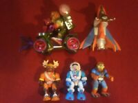 Early Learning Centre Planet Protector Eco Warrior action figures and vehicles