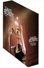 David Bowie - Brilliant Live Adventures LP Slip Case Box Vinyl
