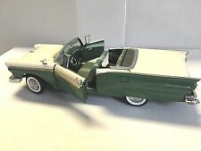 The Dave Schultz Collection  Danbury Mint Replica 1957 Ford Fairlane 500 Skyline