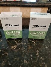 Extend Dogs Joint Care Supplement (46 Individual Packets Total) 1 1/2 boxes...