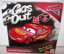 Mattel Games Gas Out Disney Pixar Cars Lightning McQueen Card Game NEW
