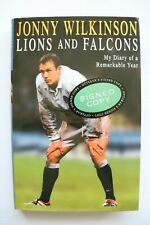 More details for jonny wilkinson, lions and falcons, signed 1st edition 2001