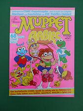 Les des Muppets Babies Bande dessinée Nº 16/17 show enfants culte 90er revue