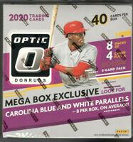 2020 Donruss Optic Baseball Mega Box - 1 Auto - Jasson Dominguez? Bo Bichette?