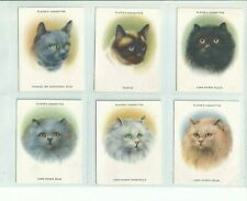More details for cat £168.00  john player 1936 set......cats  ( vg / exc )......cigarette cards