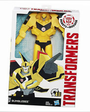 Transformer 12 inch Action Figure Transformers Robots In Disguise Bumblebee New